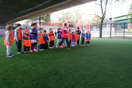 Turnir Futbolli për fëmijë