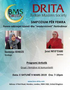 Simpozium i grave - Mars 2019